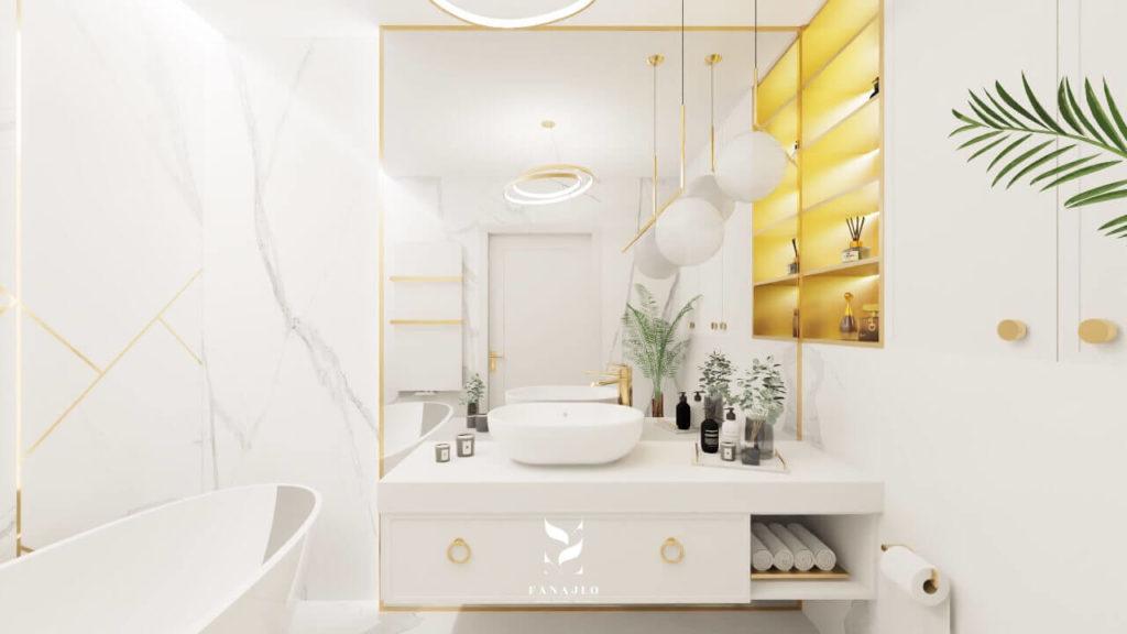 urządzanie łazienki inspiracje