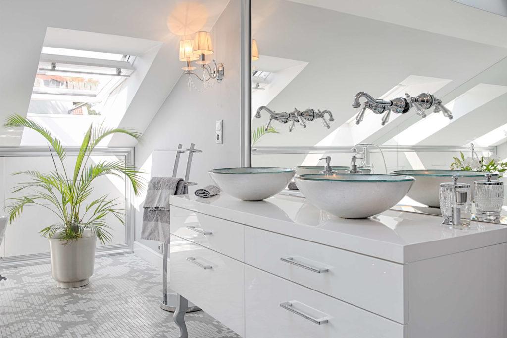 jak urządzić łazienkę porady