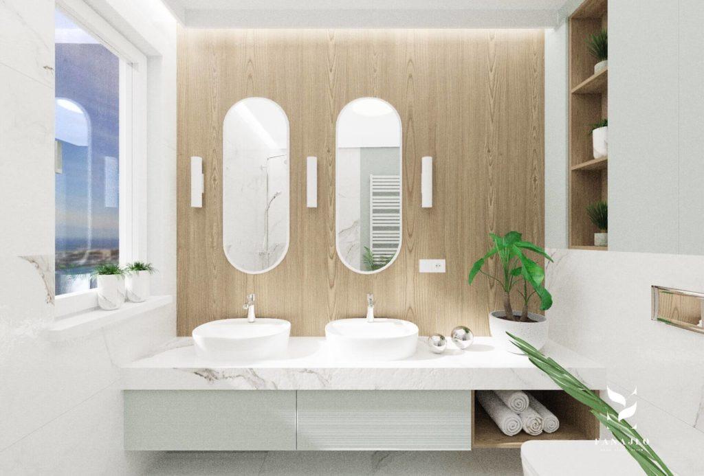 jak urządzić łazienkę inspiracje