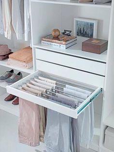 mała garderoba jak urządzić