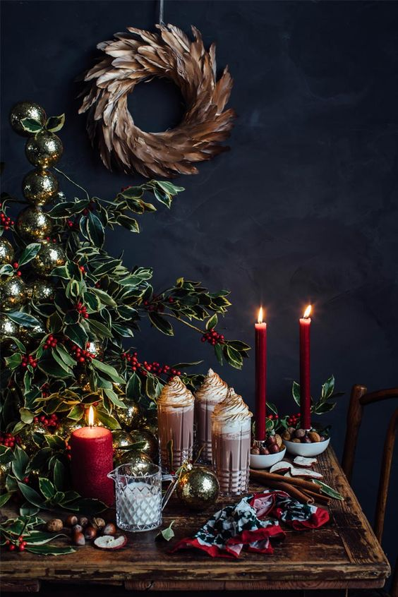 dekoracje bożonarodzeniowe trendy 2019