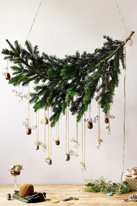 świąteczne dekoracje diy inspiracje 2019