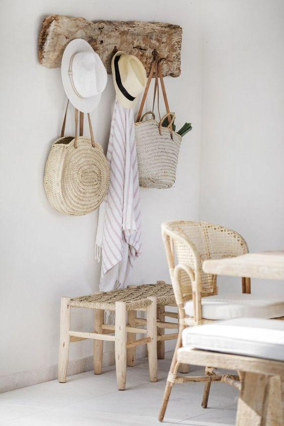 styl eko w mieszkaniu