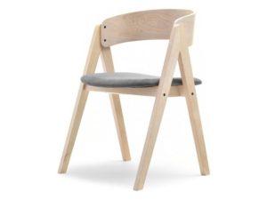 Krzesło drewniane Hygge Viru - mebel-partner.pl