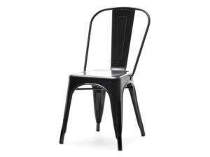 Krzesło kuchenne z metalu - mebel-partner.pl