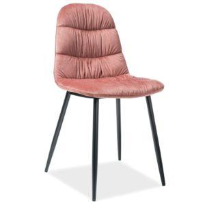 Krzesło pikowane Vedis Velvet - lectus24.pl