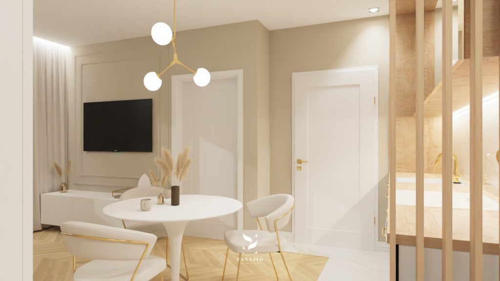 Metamorfoza kawalerki - jak poprawić funkcjonalność małego mieszkania?