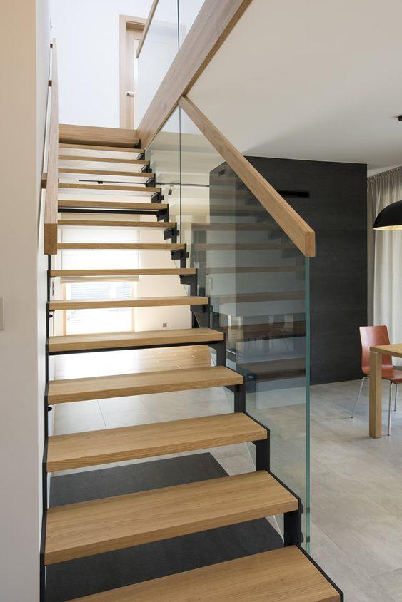 schody w domu jednorodzinnym typy schodów