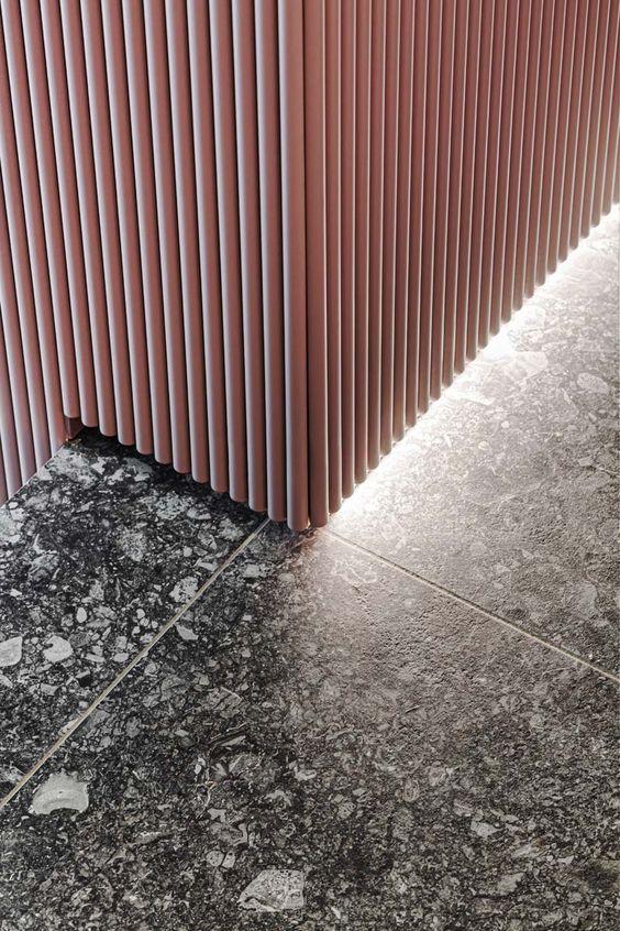 Dekoracyjne lamele - designerskie wykończenie ścian i sufitów