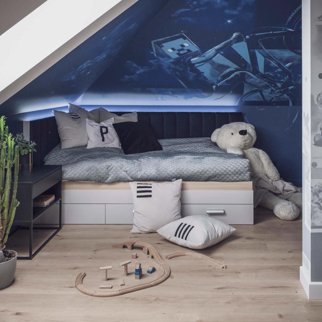 jak urządzić pokój dziecka inspiracje pokój dziecięcy pokój dla dziecka realizacje